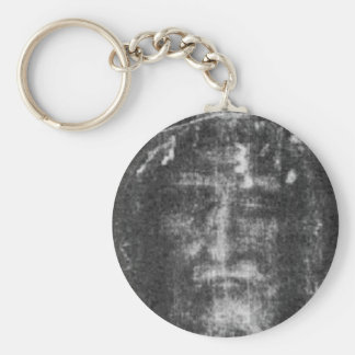 Shroud of Turin Key Chains
