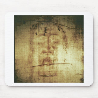Shroud of Turin Mouse Pad