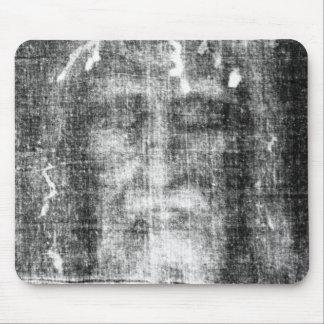 Shroud of Turin Mousepad