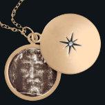 """Shroud of Turin Necklace<br><div class=""""desc"""">.</div>"""
