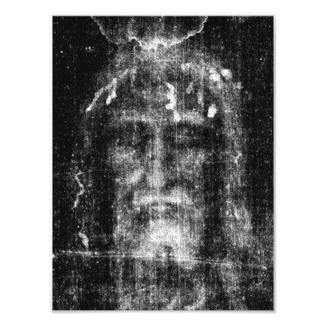 Shroud of Turin Photo Print