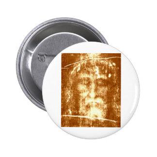 SHROUD of TURIN Pinback Button
