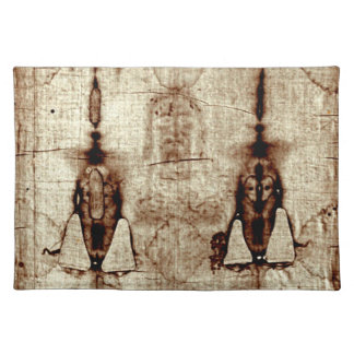 shroud of turin placemat