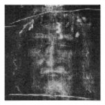 Shroud of Turin Print