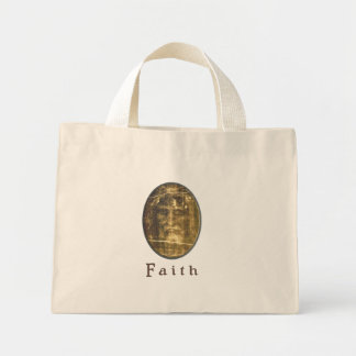 Shroud of Turin products Mini Tote Bag
