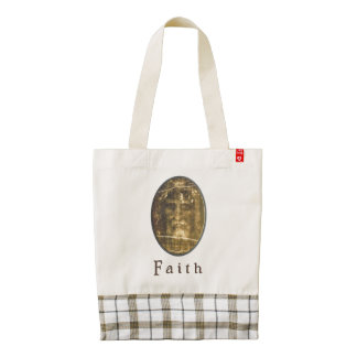 Shroud of Turin products Zazzle HEART Tote Bag