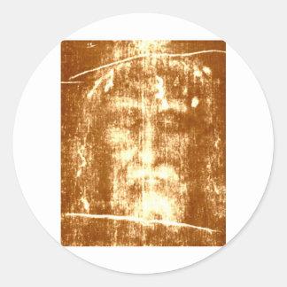 SHROUD of TURIN Round Sticker