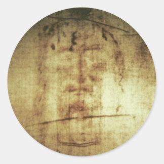 Shroud of Turin Stickers