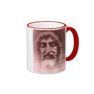 Shroud of Turin: the Face of God, Jesus Christ Mug