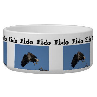 Shrouded by Wings; Customizable Bowl