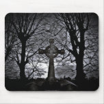shrouded in darkness mousepad