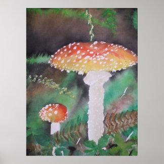 Shrouded Moss Print