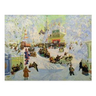 Shrove-Tide, 1919 Post Card