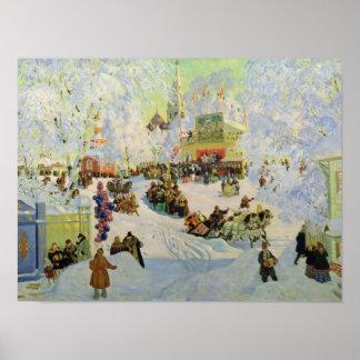 Shrove-Tide, 1919 Poster