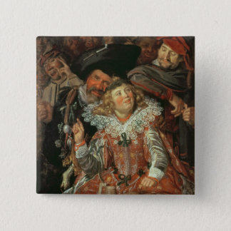 Shrovetide Revellers (The Merry Company) c.1615 (o Button