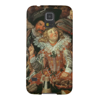 Shrovetide Revellers (The Merry Company) c.1615 (o Galaxy S5 Cover