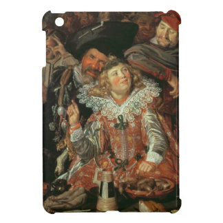 Shrovetide Revellers (The Merry Company) c.1615 (o iPad Mini Cover