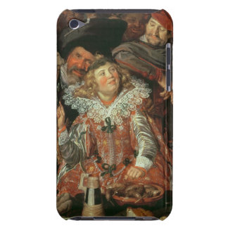 Shrovetide Revellers (The Merry Company) c.1615 (o iPod Touch Case-Mate Case