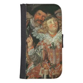 Shrovetide Revellers (The Merry Company) c.1615 (o Phone Wallet
