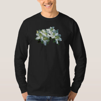 Shrt_WhiteAzaleas Mens T-Shirt