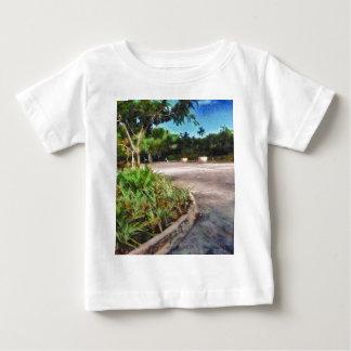 Shrubs and road tshirts