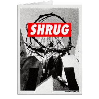 SHRUG-ATLAS-kruger Card