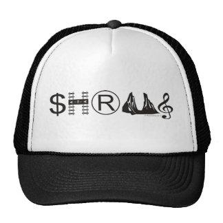 SHRUG MESH HATS