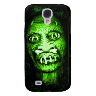 Shrunken Head Zombie Samsung Galaxy S4 Case