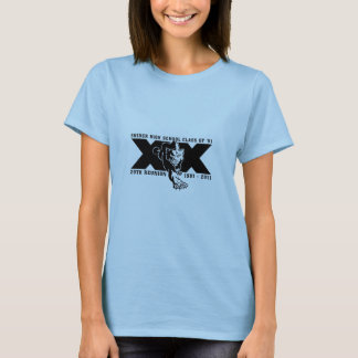 SHS Class of 1991 - Women's Fitted T-Shirt