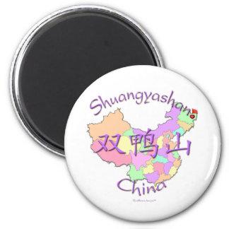 Shuangyashan China Magnet