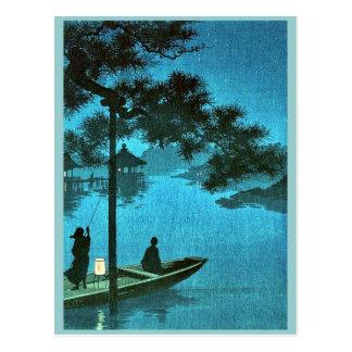 Shubi pine Ukiyoe Post Cards