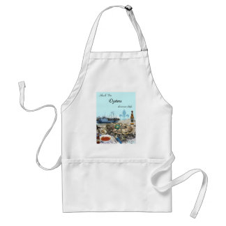 Shuck Em Oysters Apron