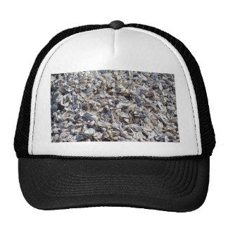 Shucked Oyster Shells Trucker Hat
