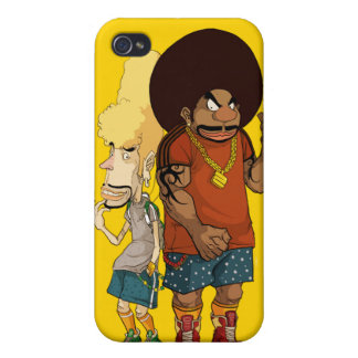 Shudonut & Constick iPhone 4/4S Case