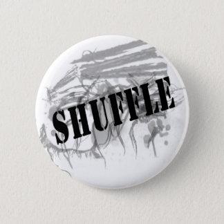 Shuffle Logo Pin