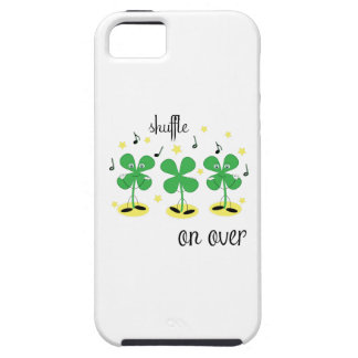 Shuffle on Over iPhone 5 Cover