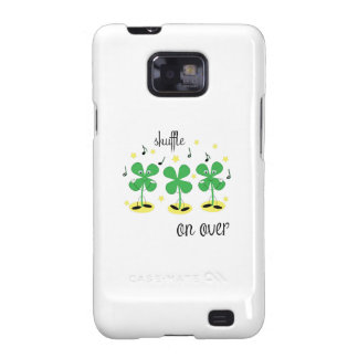 Shuffle on Over Galaxy SII Cover