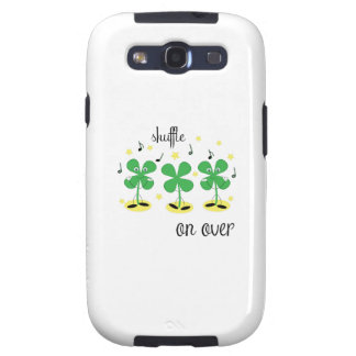 Shuffle on Over Samsung Galaxy S3 Covers