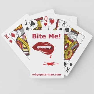 Shuffle up and deal! playing cards