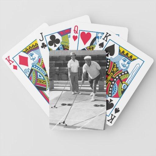Shuffleboard Deck Of Cards