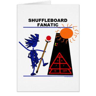Shuffleboard Fanatic Cards
