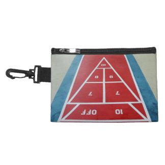 Shuffleboard on Board Cruise Game Accessory Bag