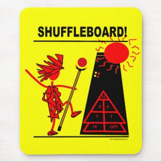 ¡Shuffleboard! Tapetes De Ratón