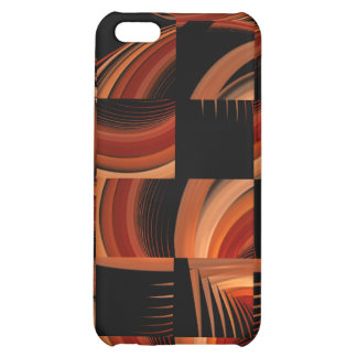 Shuffled Fractal Abstract Art iPhone 5C Case