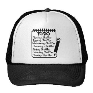 Shufflin Hat