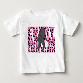 Shufflin' Sasquatch Baby T-Shirt
