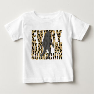 Shufflin Sasquatch Baby T-Shirt