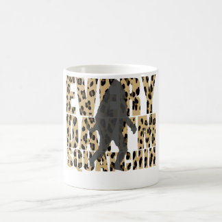Shufflin Sasquatch Coffee Mug