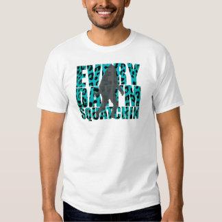 Shufflin' Sasquatch T-Shirt