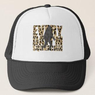 Shufflin Sasquatch Trucker Hat